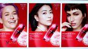 Le 3 nuove ambassador scelte da Shiseido
