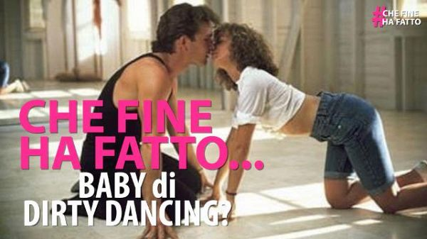Che fine ha fatto Jennifer Grey, la Baby di Dirty Dancing