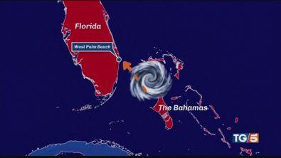 Dorian prende forza e va verso la Florida