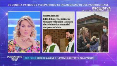 Città di Castello: parroco e viceparroco si innamorano di due parrocchiane