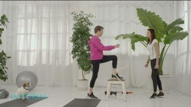 Esercizi per gambe e glutei