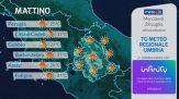 Tg Meteo Regionale Umbria