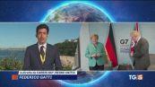G7, pandemia e Cina. Draghi vede Biden