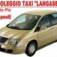 Autonoleggio Taxi Langaservice Servizio  Taxi e Autonoleggio