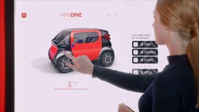 Ami One Concept, la vision Citroen