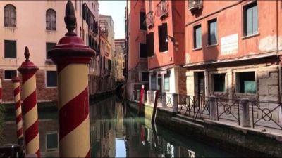 Venezia vuota e spettrale, turismo di prossimità nell'estate 2021