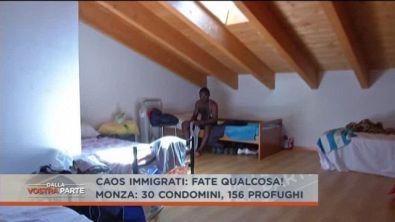Caos immigrati