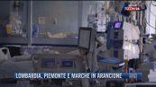 Breaking News delle 21.30 | Lombardia, Piemonte e Marche in arancione