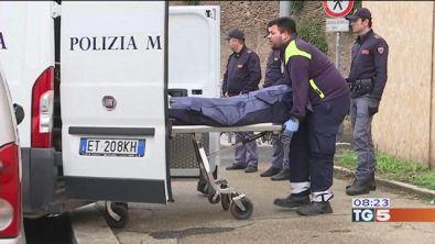 Clochard uccisa nel centro di Roma