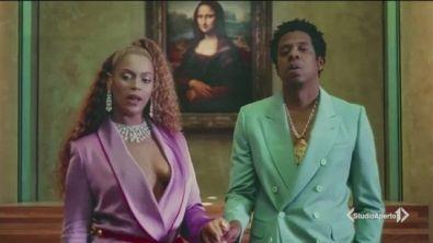 Beyoncé e Jay Z a Milano