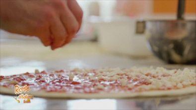 Pizza alla mozzarella e non solo
