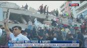 Breaking News delle 16.00 | Terremoto nell'Egeo, 4 morti