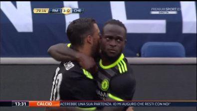 Real Madrid-Chelsea 3-2