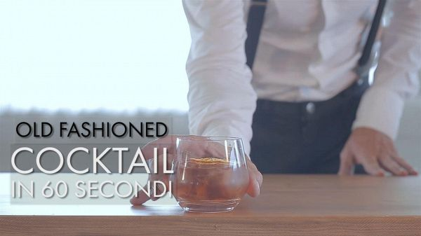 Cocktail in 60 secondi: Old Fashioned
