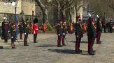 Funerali Filippo, i cannoni della Torre di Londra sparano a salve