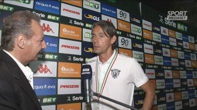 """Filippo Inzaghi: """"Contento per le conferme di Pioli e Maldini"""""""