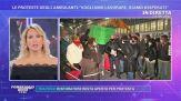 Covid-19, Milano: la protesta degli ambulanti