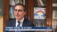 Breaking News delle 11.00 | Guardie civiche, ok di Conte