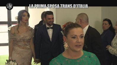 GOLIA: La prima sposa trans d'Italia