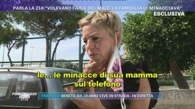 Morte Maria Paola Gaglione: parla la zia di Ciro: ''La famiglia li minacciava''