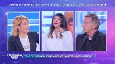 Fabiana Britto: ''Voglio ridurmi il seno''