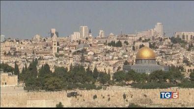 Scontri e feriti a Gerusalemme