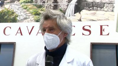 Vinse lo scudetto col Verona, ora Volpati fa i vaccini in Trentino