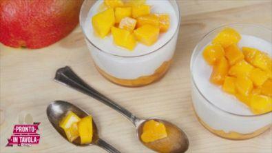 I dolci di Alice: Coppette al mango e latte di cocco