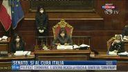 Breaking News delle 17.00 | Senato, sì al cura Italia