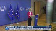 Breaking News delle 14.00 | Migranti, UE: iter automatico
