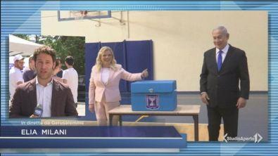 Israele vota, Netanyahu ci riprova