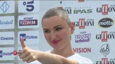 Arisa ospite al Giffoni Film Festival