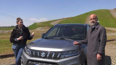 Gamma Suzuki 100% 4x4, ibrida e con il cambio automatico