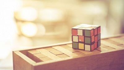 Ecco il cubo di Rubik più grande del mondo