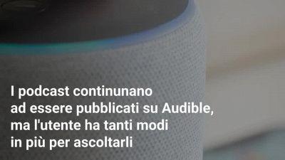 I podcast arrivano su Amazon Music, come ascoltarli