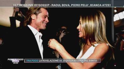 Brad Pitt, Raoul Bova, Piero Pelù,...