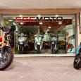 SGC MOTO  vetrina