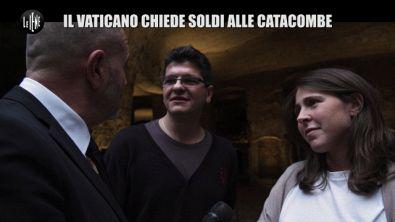 GOLIA: Catacombe di San Gennaro, il Vaticano chiede i soldi
