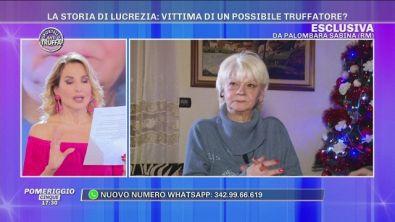 La storia di Lucrezia: vittima di un possibile truffatore?