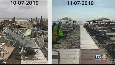 E dopo il disastro la Romagna non molla