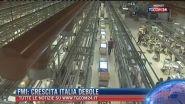 Breaking News delle ore 16.00:. Fmi: Crescita Italia debole