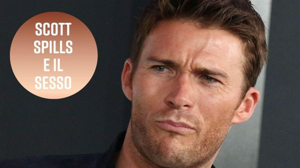 A Scott Eastwood piace fare sesso