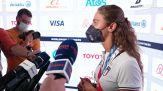 """Tokyo2020, Quadarella bronzo negli 800 sl: """"Il mio voto? Mi do' 9"""""""