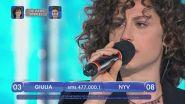 """Giulia canta """"Chiamami ancora amore"""" - Semifinale"""