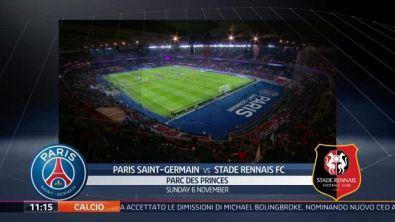 Paris Saint Germain-Stade Rennais FC 4-0