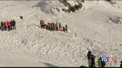 Valanga in Val Senales, morte donna e due bimbe