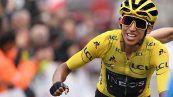 Egan Bernal, il futuro del ciclismo mondiale