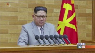 """La minaccia di Kim """"Pronto per l'attacco"""""""