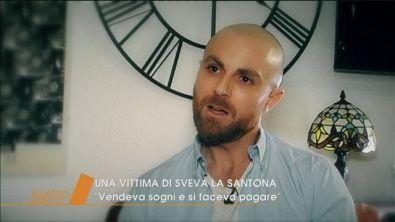 Paolo Catanzaro alias Sveva Cardinale: parla un testimone