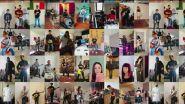 La super band di 1200 musicisti suona virtualmente per la solidarietà